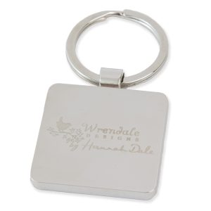 Moooo Cow Keyring - Wrendale Designs