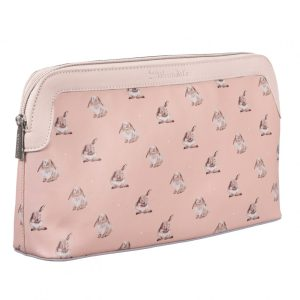 Large Some Bunny Rabbit Cosmetic Bag - Wrendale Designs