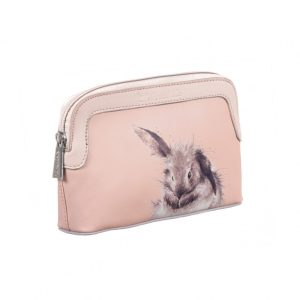 Small Some Bunny Rabbit Cosmetic Bag - Wrendale Designs