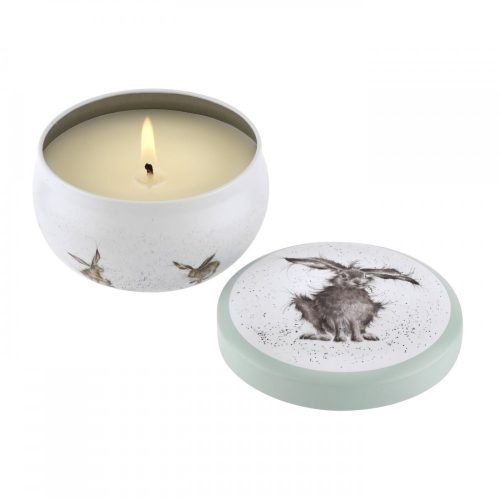 Wrendale Designs Wax Filled Boutique Candle Tin - Good Hare Day