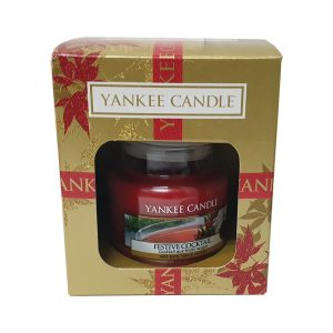 Yankee Candle Festive Cocktail Small Jar Gift Set
