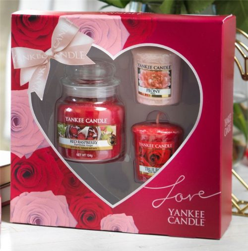 Yankee Candle Valentine's Day Heart Gift Set