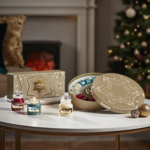 Yankee Candle 18 Tea Light Candle Delight Gift Set