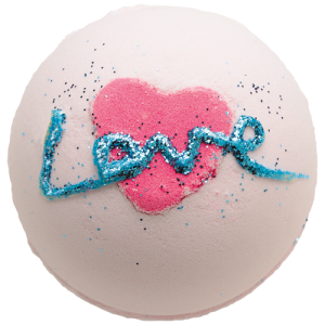 All You Need Is Love Bath Bomb, 160g - Bomb Cosmetics