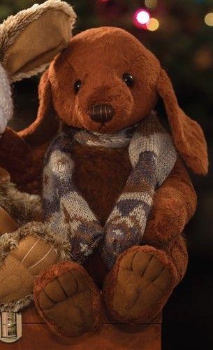 Duffle Dog - Charlie Bears CB175177