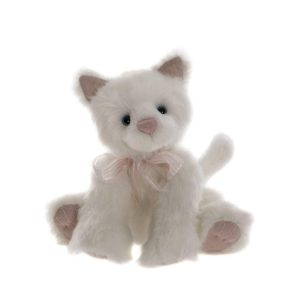 Snowdrop Kitten - Charlie Bears CB175112A