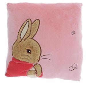 Flopsy Bunny Cushion - Beatrix Potter