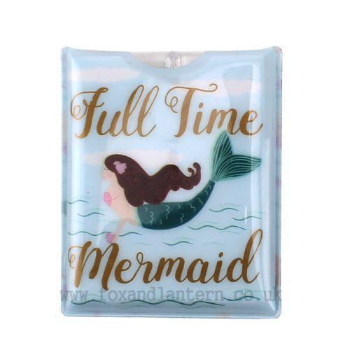 Full Time Mermaid LED Pocket Torch - Cloud Nine
