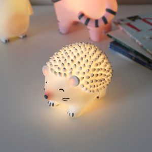 Disaster Designs Over The Moon Hedgehog Mini LED Night Light