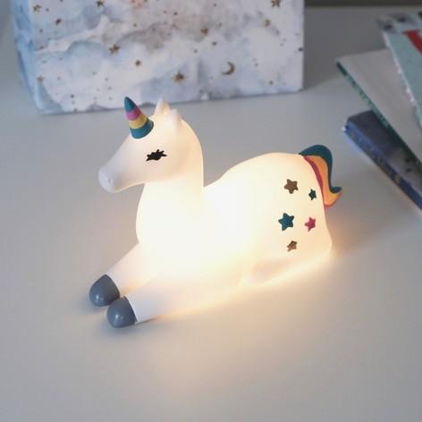 Disaster Designs Mini LED Candy Pop Unicorn Night Light