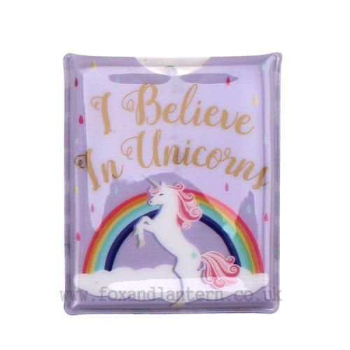 I Believe In Unicorns LED Pocket Torch - Cloud Nine