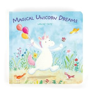 Magical Unicorn Dreams Book - Jellycat