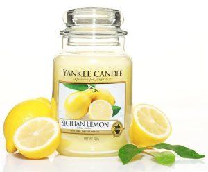 Sicilian Lemon - Yankee Candle - Large Jar