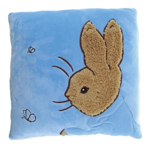 Peter Rabbit Cushion - Beatrix Potter