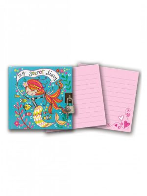 Mermaid Secret Diary - Rachel Ellen Designs