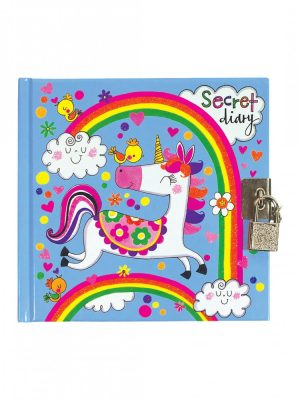Unicorns Secret Diary - Rachel Ellen Designs