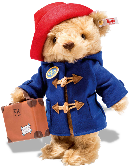 Steiff Paddington Bear 60th Anniversary - EAN 690495