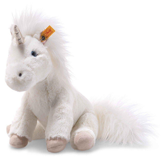 Steiff Soft Cuddly Friends Floppy Unica Unicorn - EAN 087752