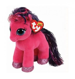Ty Beanie Boo Small Ruby the Teal Pony Soft Toy