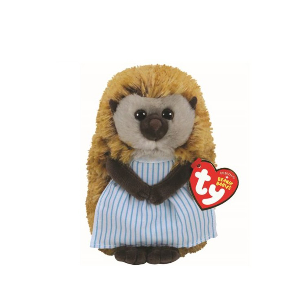 Mrs Tiggy Winkle Soft Toy TY Beanie – Peter Rabbit The Movie