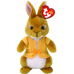 Mopsy Soft Toy TY Beanie - Peter Rabbit The Movie