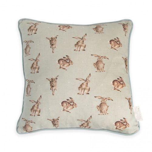 Wrendale Designs - Bright Eyes Hare Cushion
