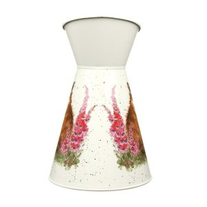 Foxgloves Fox Flower Jug - Wrendale Designs