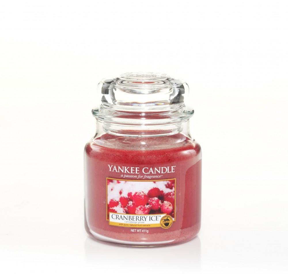 Cranberry Ice - Yankee Candle - Medium Jar