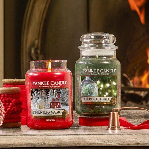 Christmas Magic Yankee Candle - Large Jar