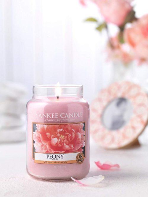 Peony - Yankee Candle - Large Jar