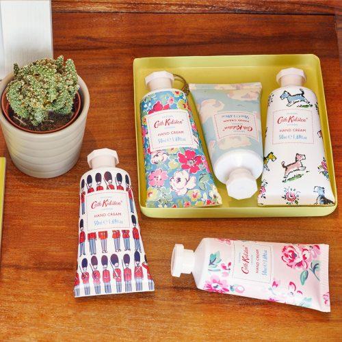 Cath Kidston 'Otters' 50ml Tube of Hand Cream