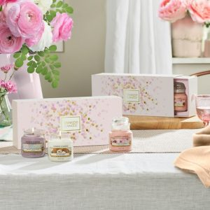 Yankee Candle 3 Small Jar Gift Set - Spring Summer 2019