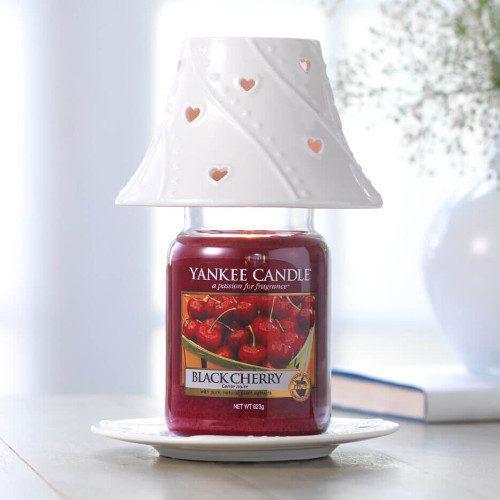 Black Cherry - Yankee Candle - Large Jar