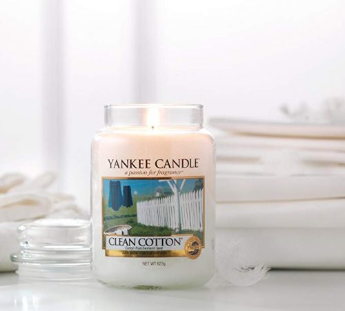 Clean Cotton - Yankee Candle - Large Jar