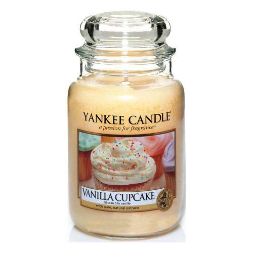 Vanilla Cupcake - Yankee Candle - Large Jar