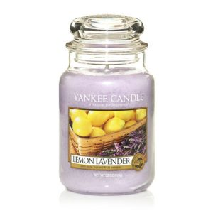 Lemon Lavender - Yankee Candle - Large Jar