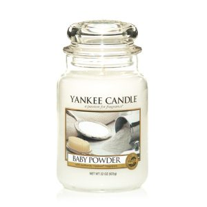 Baby Powder - Yankee Candle - Large Jar