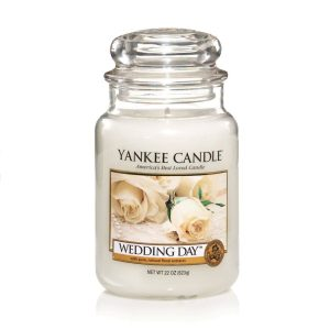 Wedding Day - Yankee Candle - Large Jar