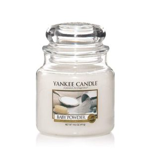 Baby Powder – Yankee Candle – Medium Jar