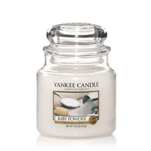 Baby Powder - Yankee Candle - Medium Jar