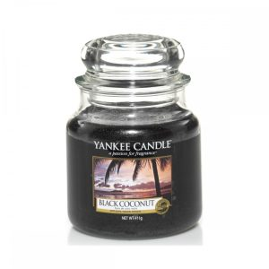 Black Coconut - Yankee Candle - Medium Jar