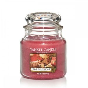Home Sweet Home - Yankee Candle - Medium Jar