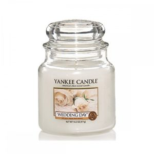 Wedding Day - Yankee Candle - Medium Jar
