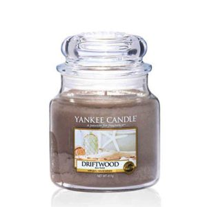 Driftwood - Yankee Candle - Medium Jar