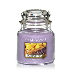 Lemon Lavender - Yankee Candle - Medium Jar