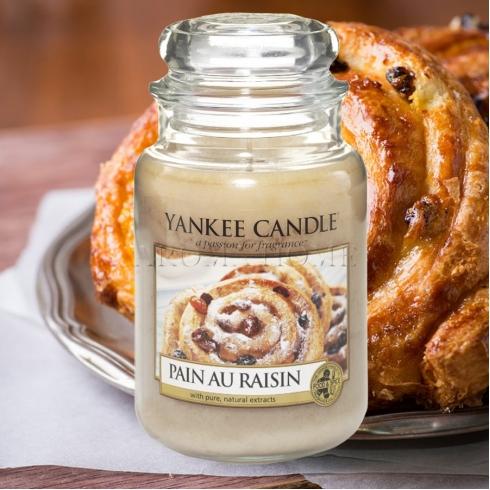 Pain Au Raisin - Yankee Candle - Large Jar