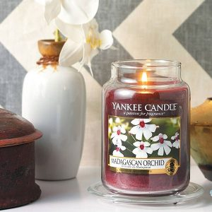 Madagascan Orchid - Yankee Candle - Large Jar
