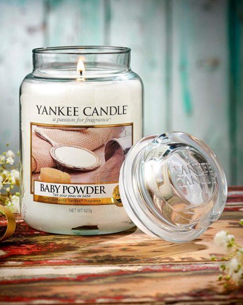 Baby Powder - Yankee Candle - Large Jar