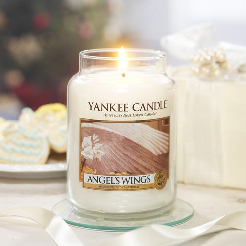 Angel's Wings - Yankee Candle - Large Jar