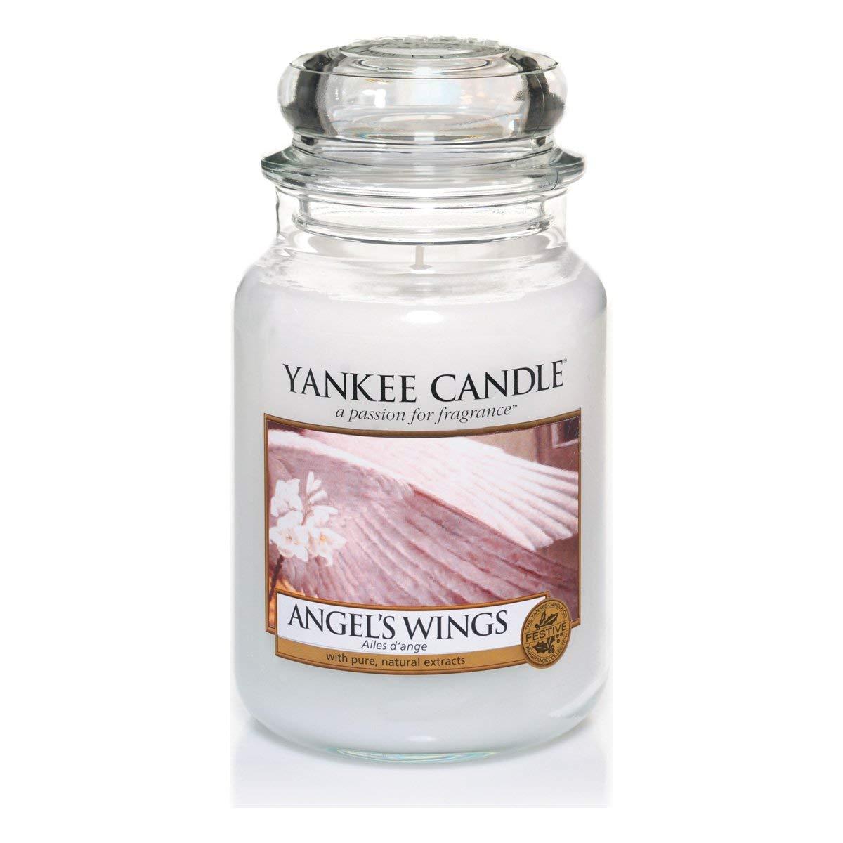 Angel's Wings - Yankee Candle - Large Jar